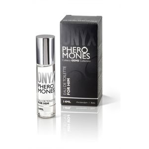 Onyx Mens Pheromone Spray - Masculine Scent Seduction Spray