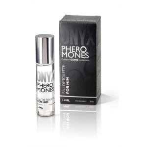Onyx Mens Pheromone Spray - Masculine Scent Seduction Spray