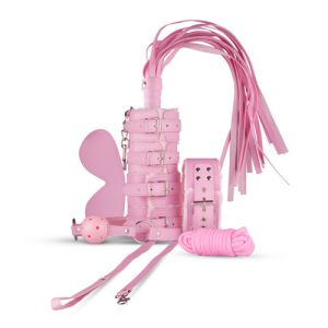 Beginner's Bondage Set - Pink